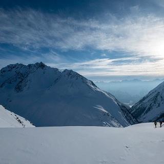 Skitour Finstertaler Schartenkopf