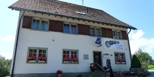 Restaurant Krone.