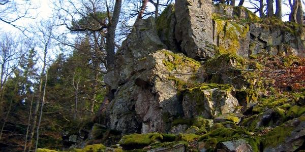 Naturdenkmal Teufelskanzel Bad Laasphe