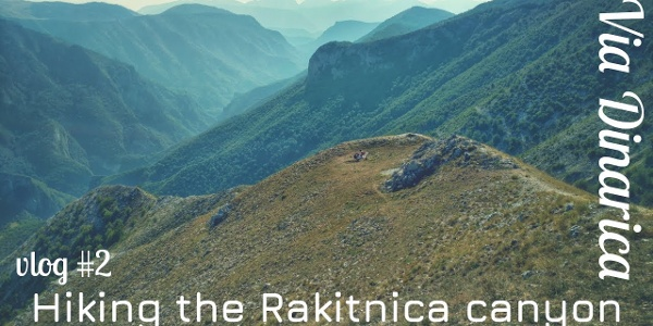 BORAČKO JEZERO to LUKOMIR 👣 White Trail in Bosnia & Herzegovina   Via Dinarica VLOG #2