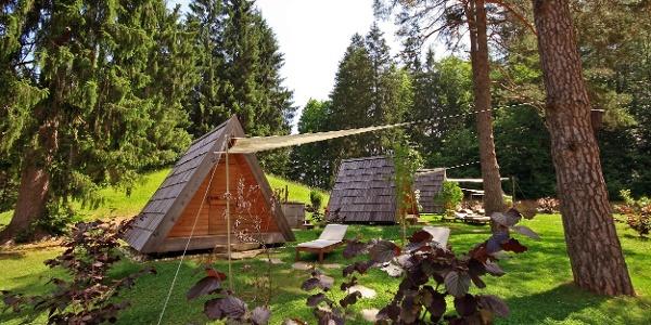 Camping Bled , glamping