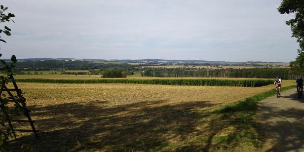 Blick Richtung Niederdorf