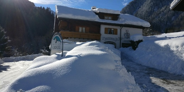 Pension Gweil Winter