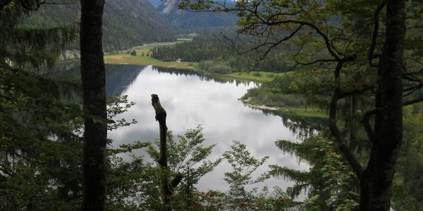 Klein-Kanada vom Dürrfeldkreuz aus aufgenommen