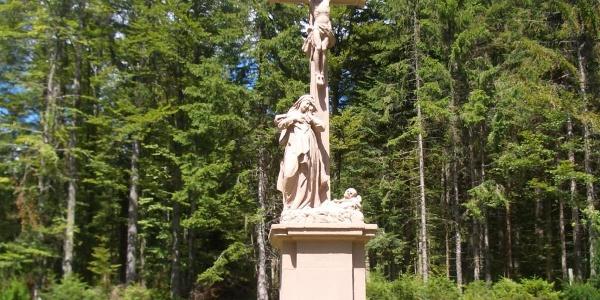 Ibacher Kreuz am Schluchtensteig