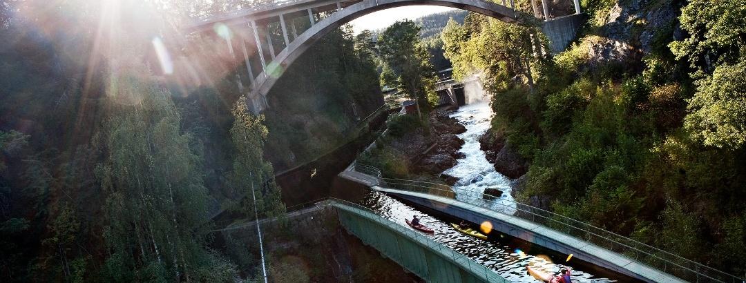 Das Dalslandkanal-Äquadukt