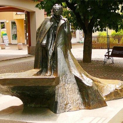 Gustav Mahler statue