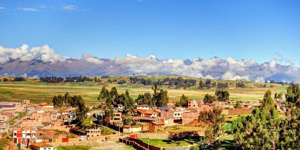 The village of Chinchero