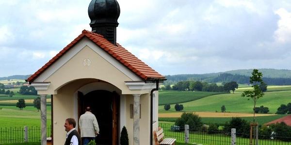 Franziskus-Kapelle in Stetten