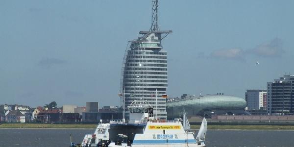 Weserfähre Bremerhaven