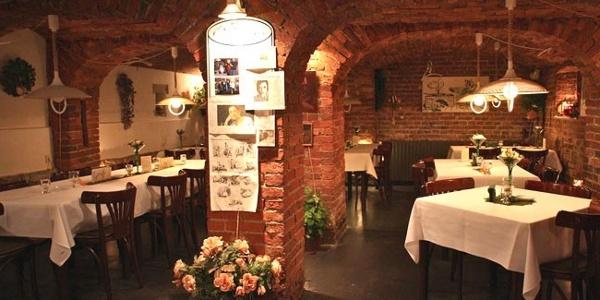 Café Busch Keller Wiedensahl, Gewölbe