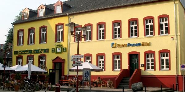 Tour 15 Stadtspaziergang Gemünd