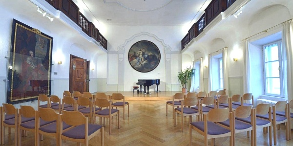 Der Rottmayr-Saal im Alten Rathaus © S.Kellerer