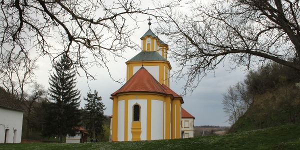 Grábóc, szerb ortodox templom