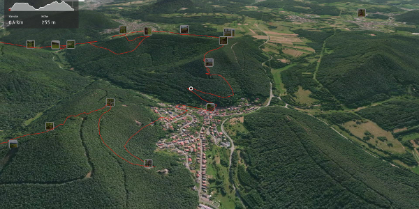 Wanderung in der Pfalz: Lug - Geiersteine & Höllenberg, Felsenlandschaften zum Staunen