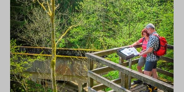 Ausblick Aquädukt