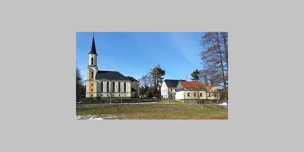Kirche Trünzig