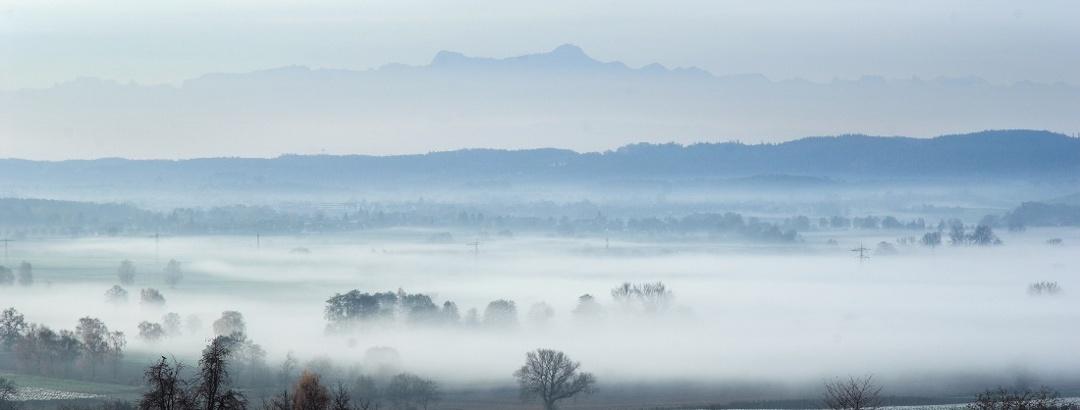 Salemertal im Nebel