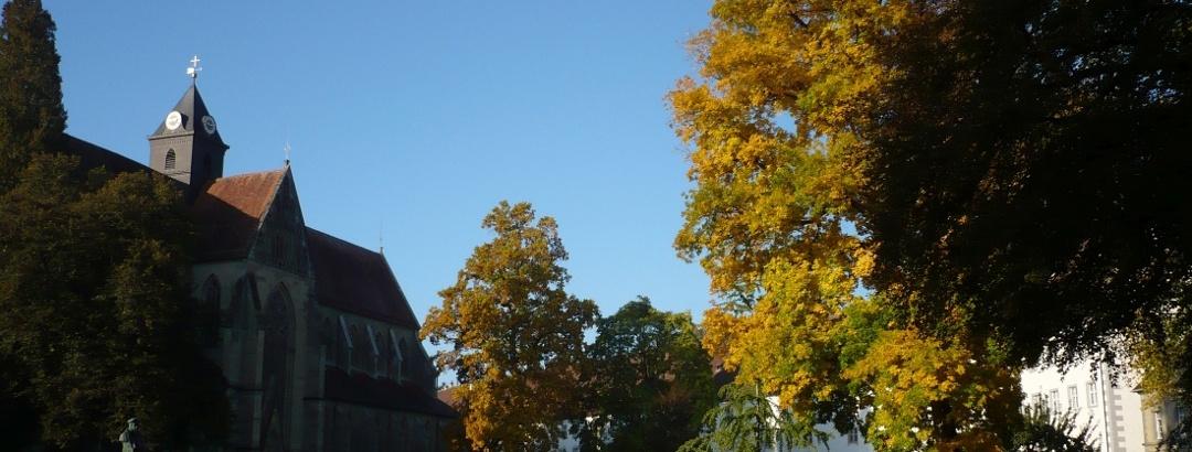 Parkanlage Schloss Salem