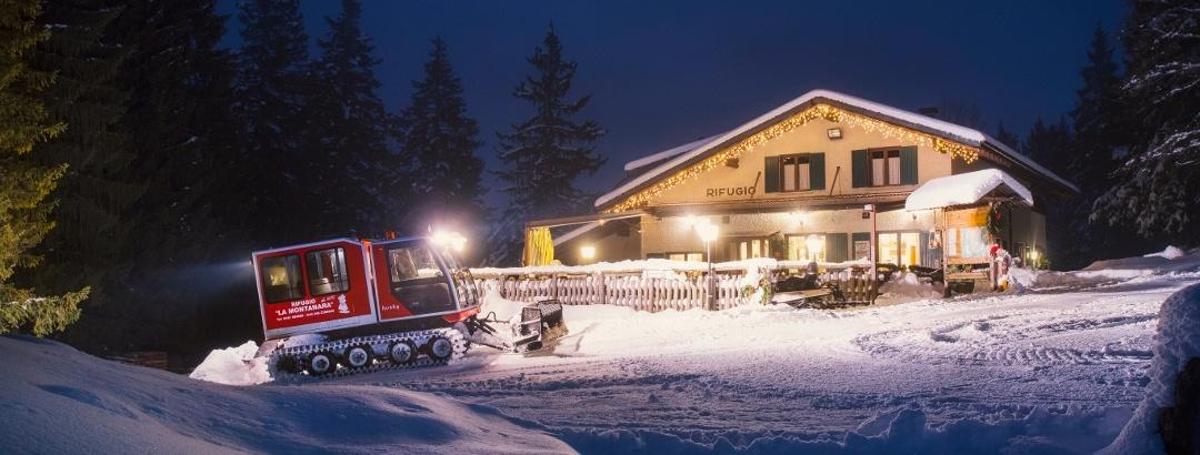 Hütte La Montanara