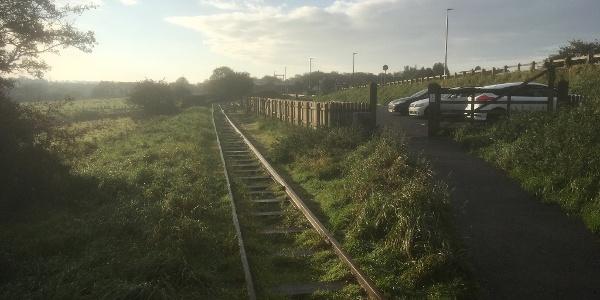Bushmills old station.