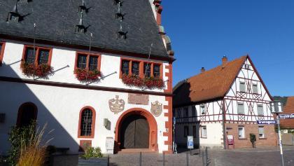 Rathaus Bürgstadt