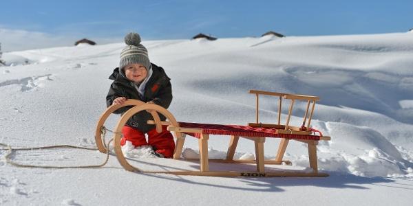 Winterwanderung Almenwelt Lofer