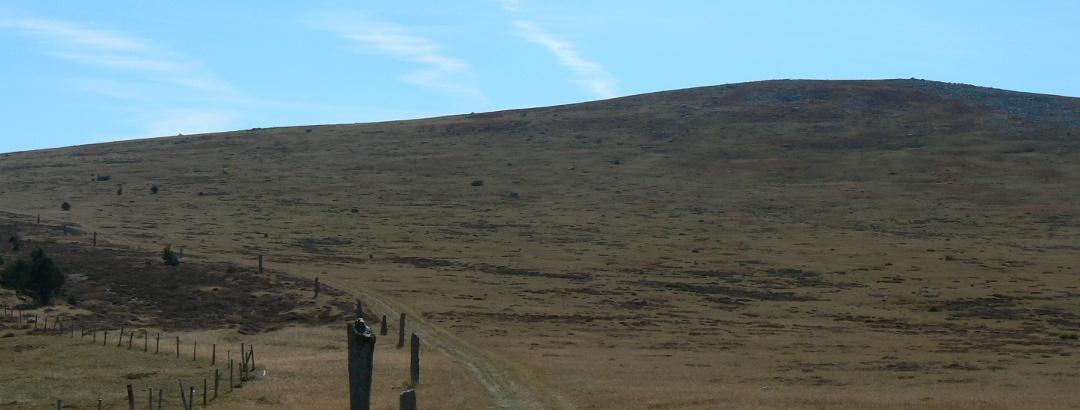 Stevenson Trail zwischen Lozère und Montvert