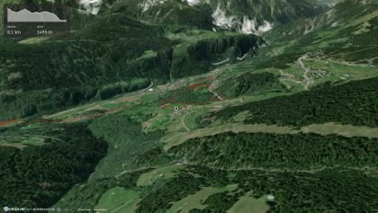 Mountainbike-tour im Tessin: KtTI #2v3 Molare | Biasca