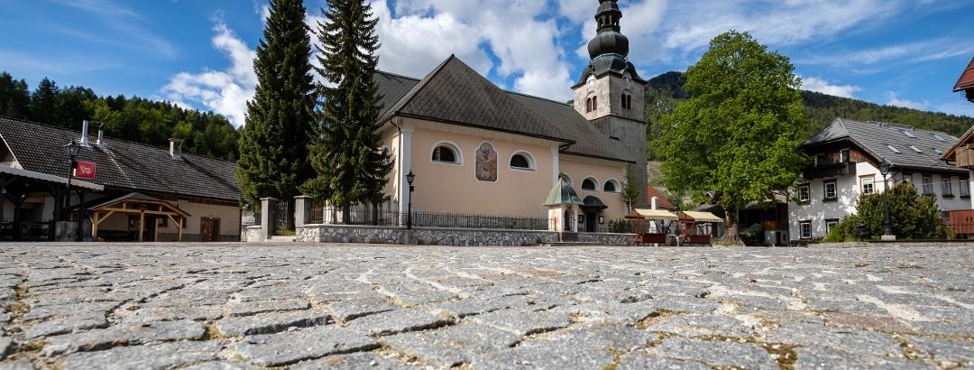 Stage 1 - Kranjska Gora