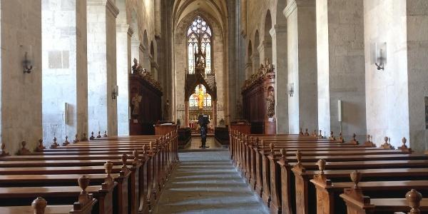 Heiligenkreuz - Stiftskirche