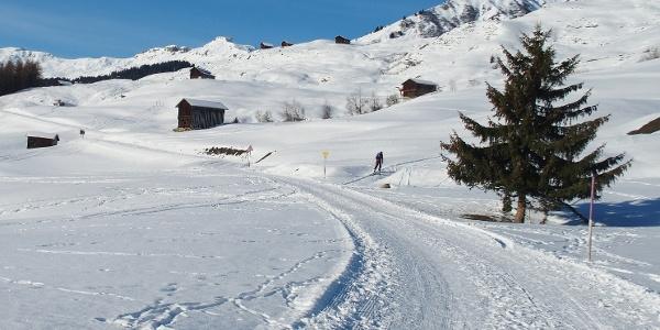 Winterwanderweg Morissen