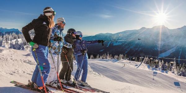 Ski Area Folgarida-Marilleva