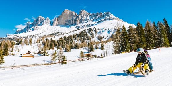 Ski area Passo Costalunga-Carezza