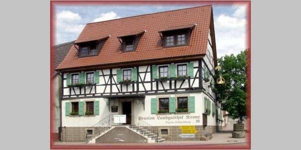 Landgasthof Krone Gochsheim