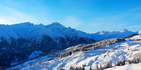 Winterwanderweg Runchioloa