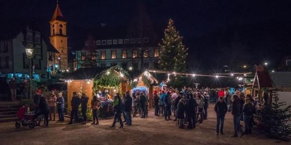 Weihnachtsmarkt Ottenhöfen