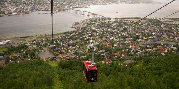 Cable Car, Tromsø