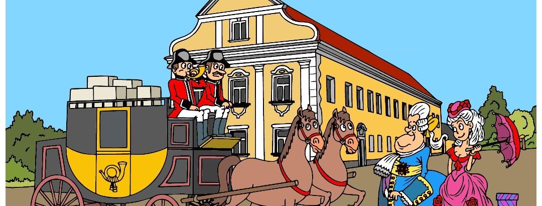 Obrazová příloha k příběhu Vratěnín Pošta