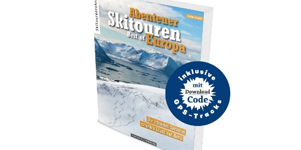 Mehr Skitouren abseits der Alpen findet ihr im Buch von Stefan Stadler.