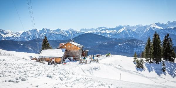 Flori-Hütte am Brauneck