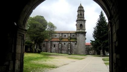 Kloster Sobrado: seit 2016 Weltkulturerbe
