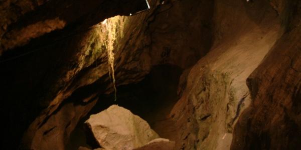 In der Sturmannshöhle