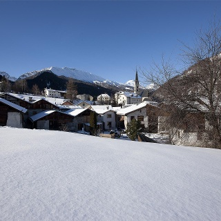 Dorf Sta. Maria