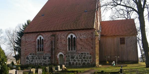 Dorfkirche Klinken
