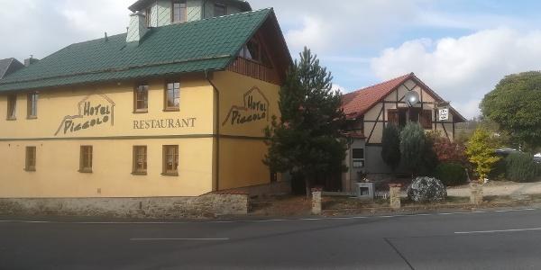 Hotel Piccolo in Gräfenwarth bei Schleiz