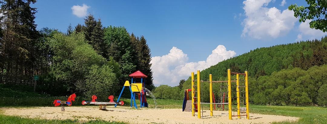 Spielplatz Trautenstein