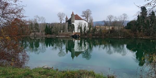 Schloss Thielle.