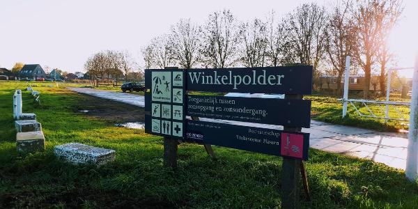 Parkeerplaats Winkelpolder (gratis)