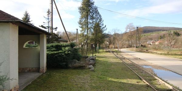 Pálházi Erdei Vasút (Kishuta megállóhely)